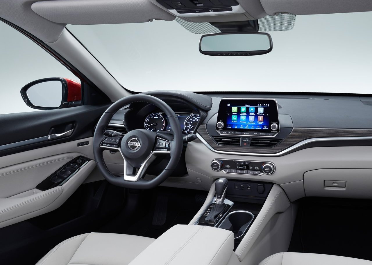 2020 Nissan Altima Interior Changes & Updates Safety Features