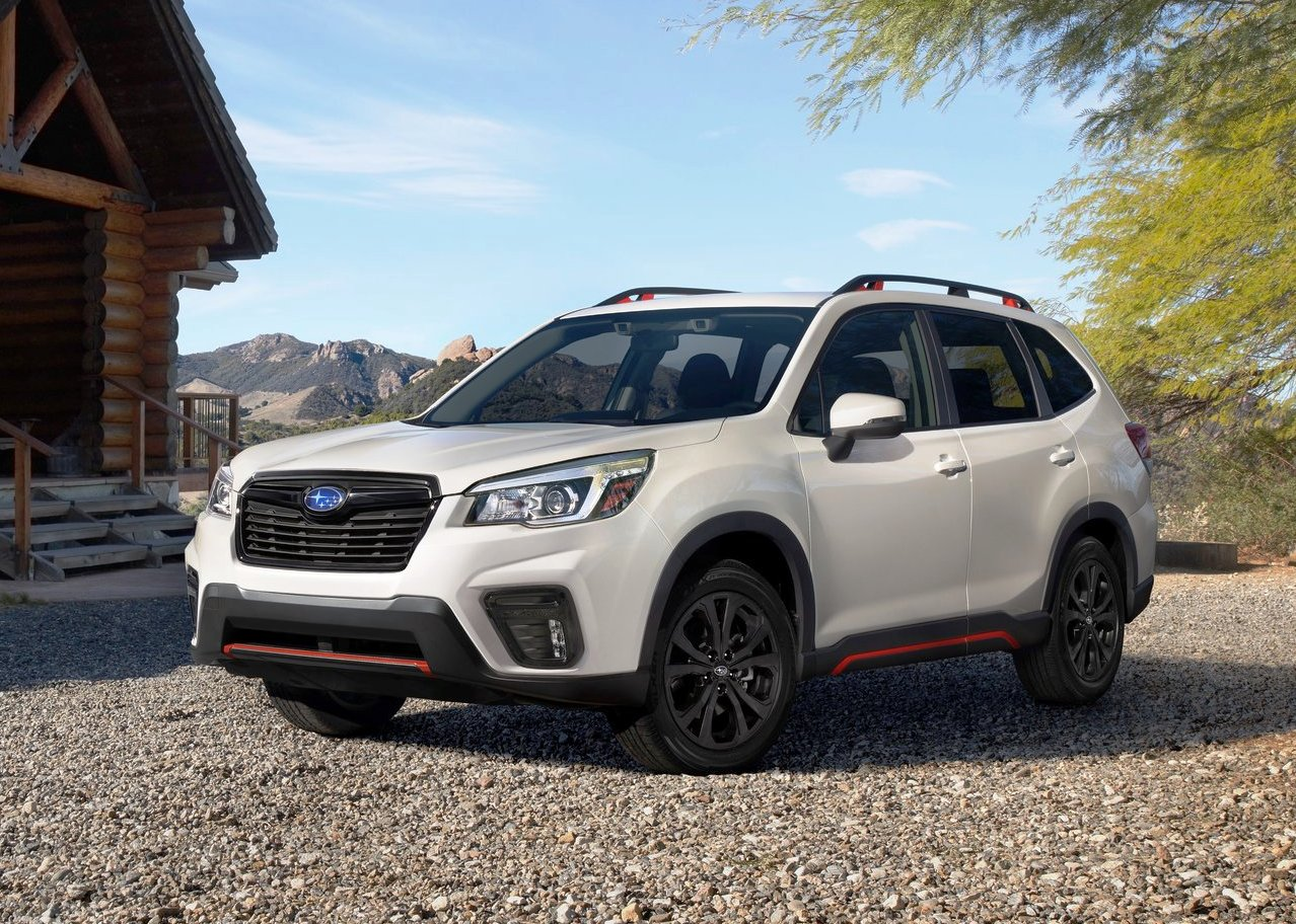 2020 Subaru Forester 2.5L Engine Diesel