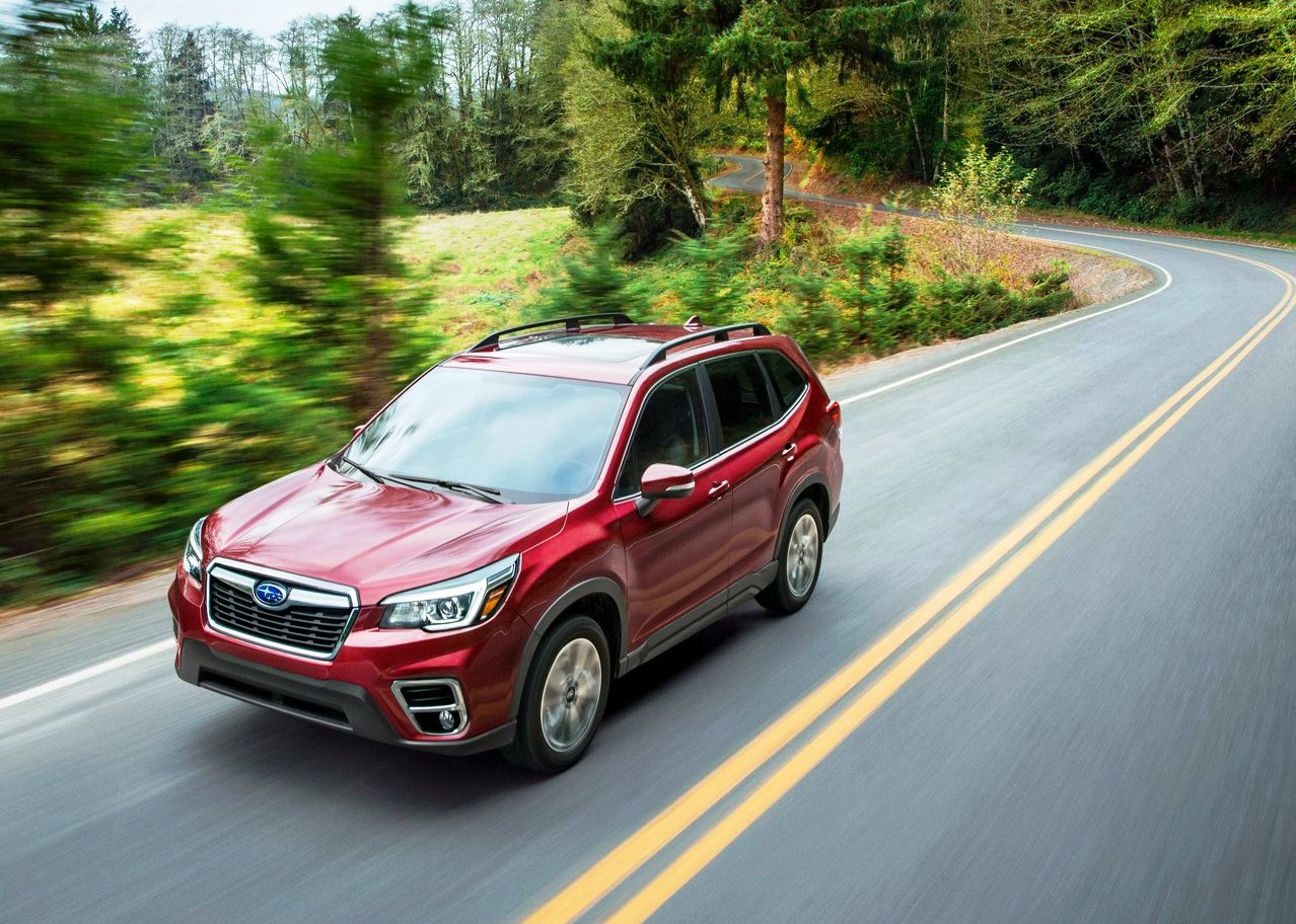 2020 Subaru Forester Hybrid SUVs Review