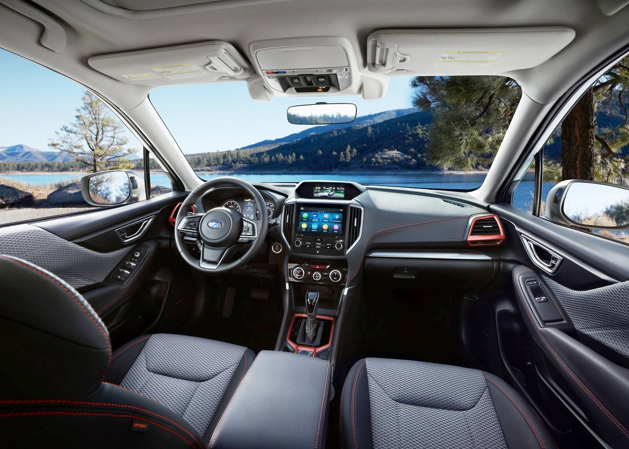 2020 Subaru Forester Interior With EyeSight Platform Review