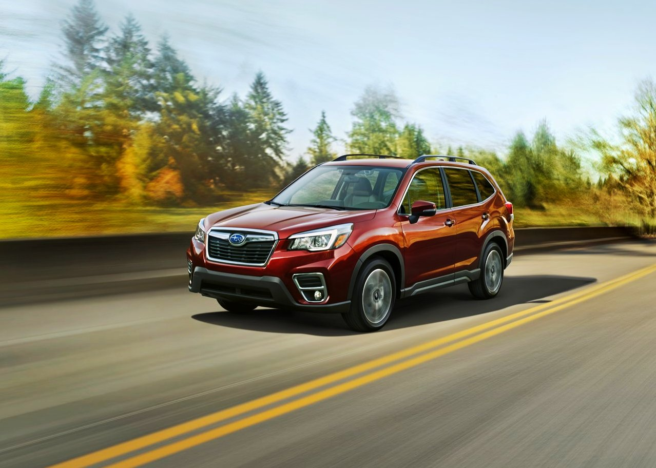 2020 Subaru Forester Reliability Review