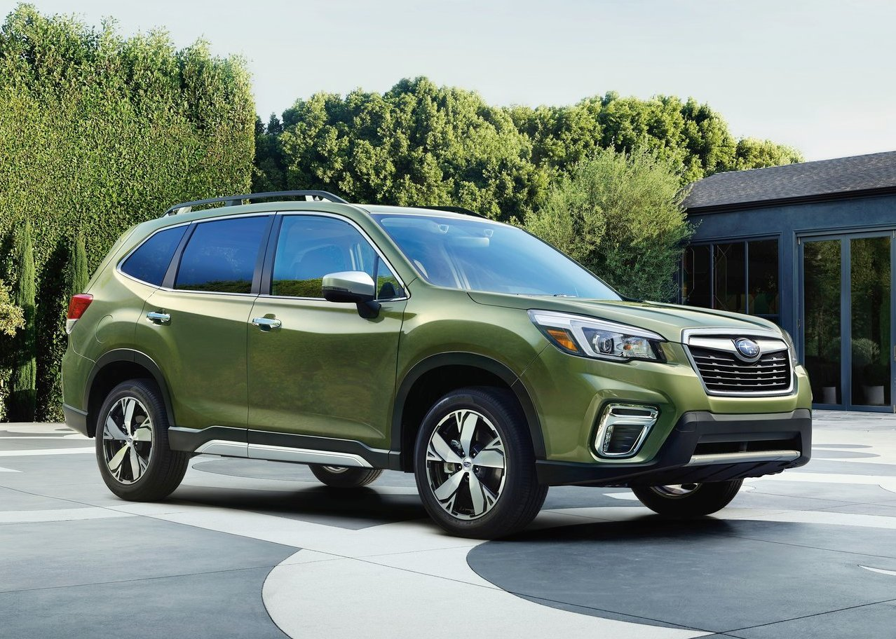 2020 Subaru Forester SUV Release Date & Pricing