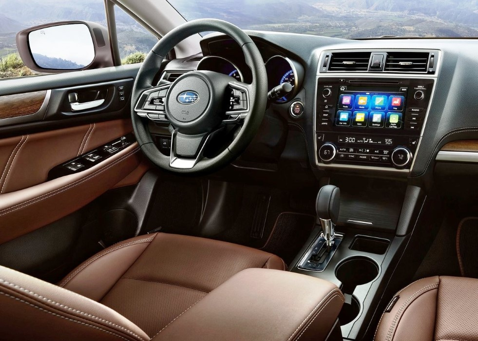 2020 Subaru Outback Changes on Interior Features