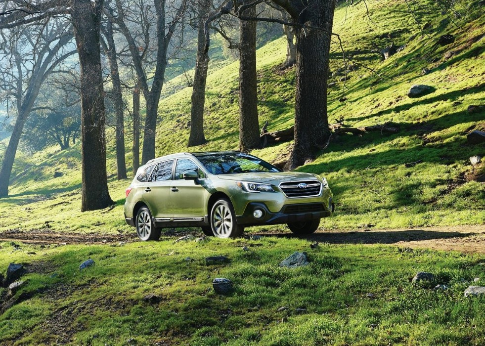 2020 Subaru Outback Redesign and Changes