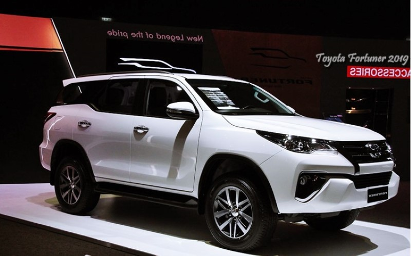 2020 Toyota Fortuner Release Date & Price