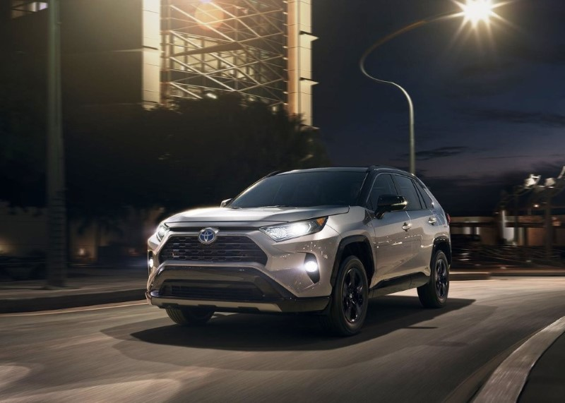 2020 Toyota RAV4 Changes Exterior Features