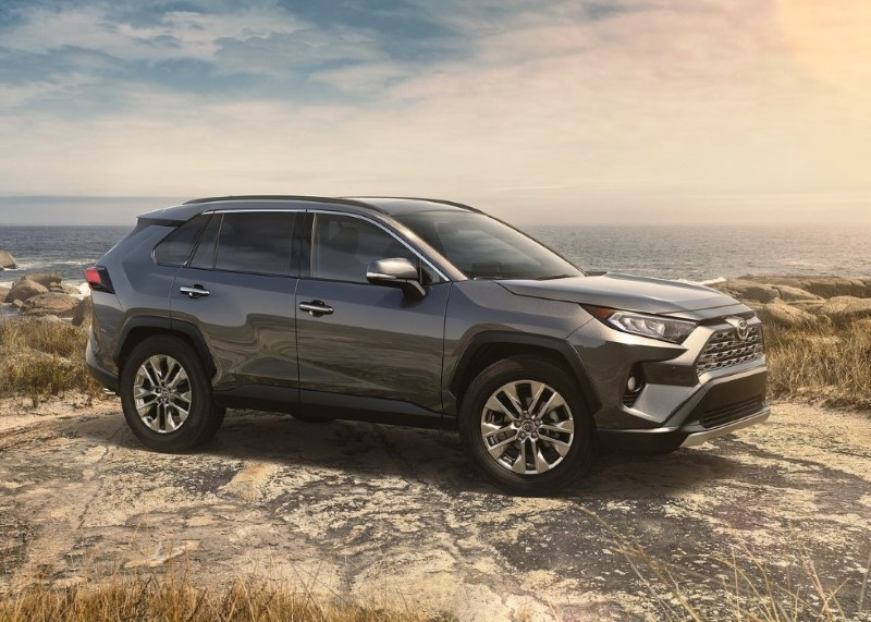 2020 Toyota RAV4 Engine Specification