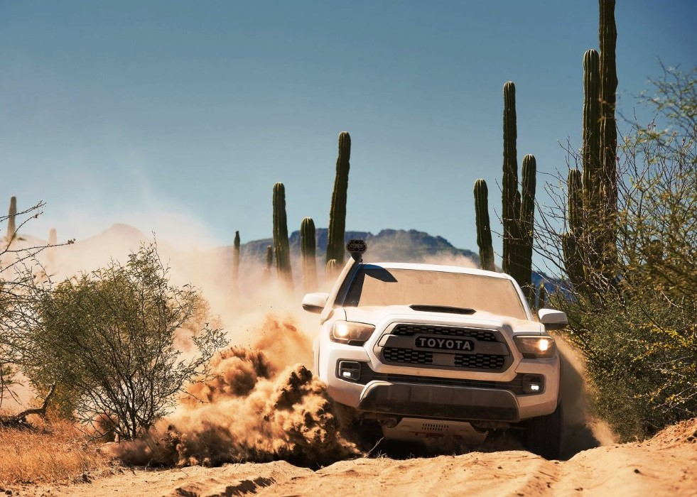 2020 Toyota Tacoma Changes Transmission