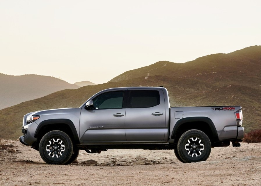 2020 Toyota Tacoma Rumors - New Model