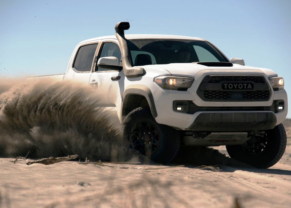 2020 Toyota Tacoma TRD Pro Review