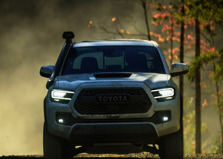 2020 Toyota Tacoma VS F150 Ford