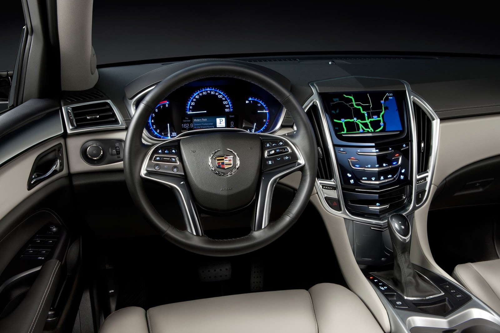 2020 Cadillac XT5 Interior Changes & New Features