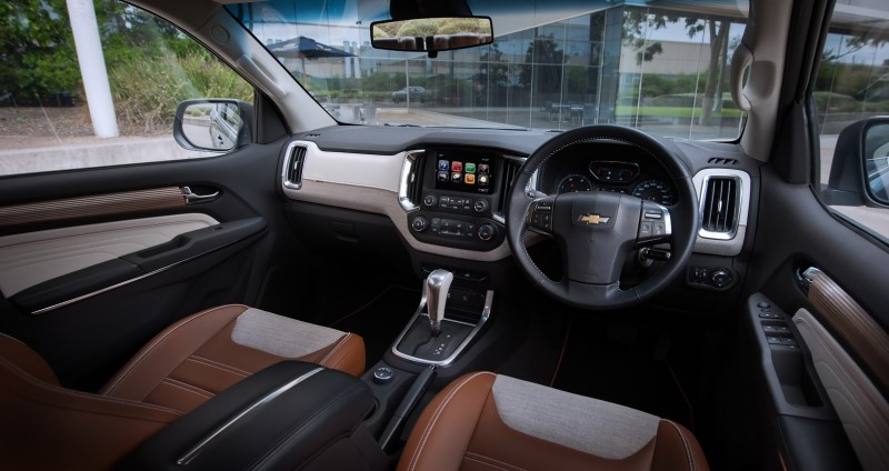 2020 Chevy Trailblazer Interior Changes With New Syc Entertaimanet