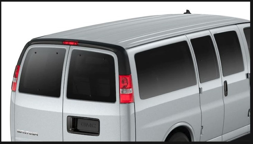 2020 GMC Savana Extended Cargo Van Review