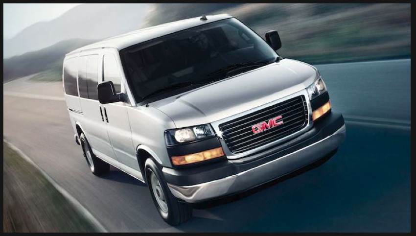 2020 GMC Savana Release Date and Price