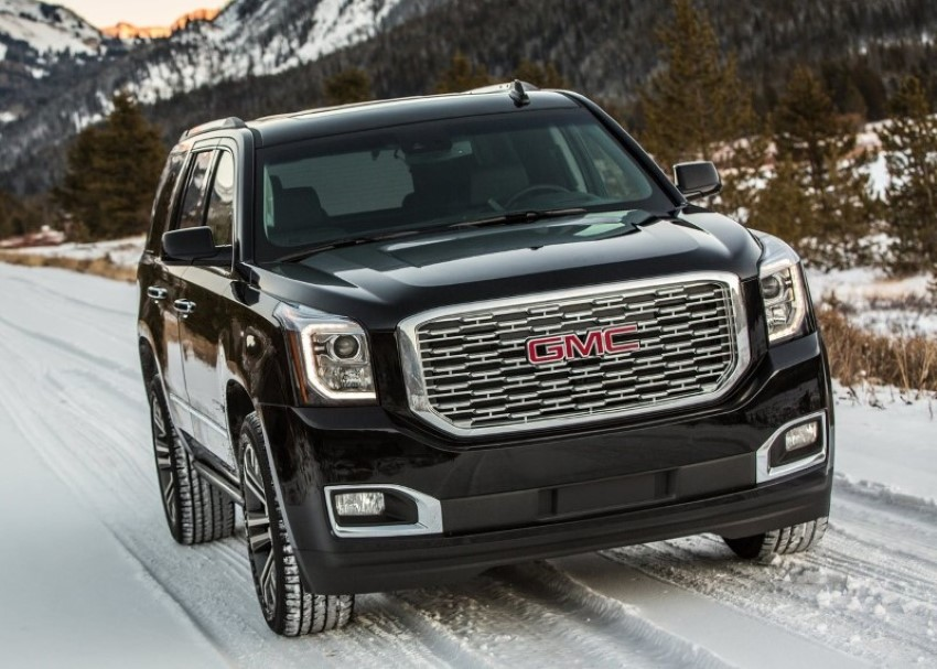 2020 GMC Yukon Denali Changes Exterior
