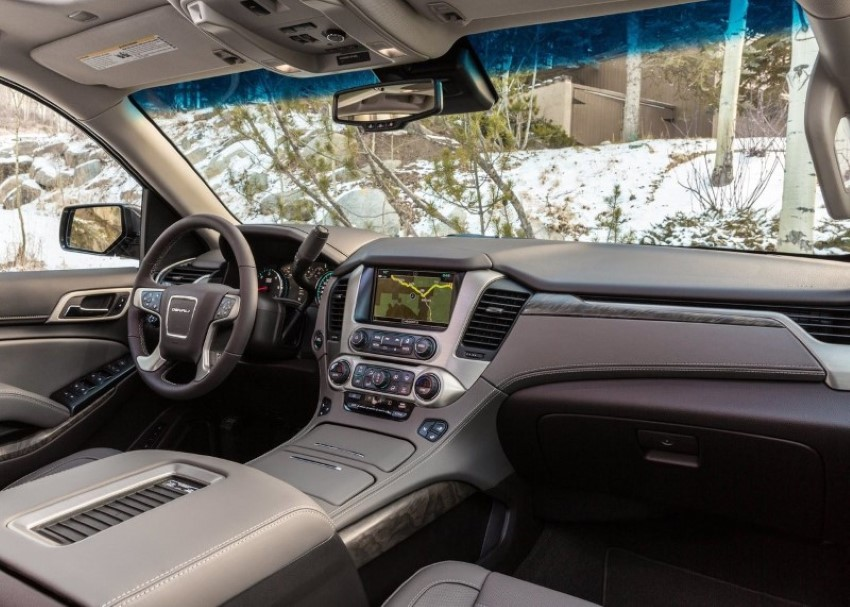 2020 GMC Yukon Denali Changes Interior