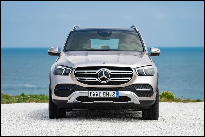 2020 Mercedes-Benz ML New generations