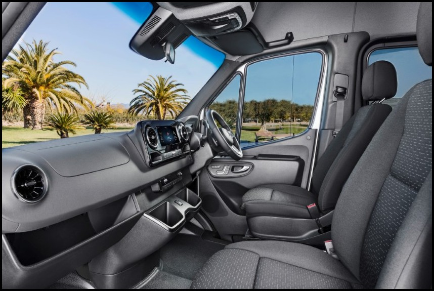 2020 Mercedes-Benz Metris Interior Features
