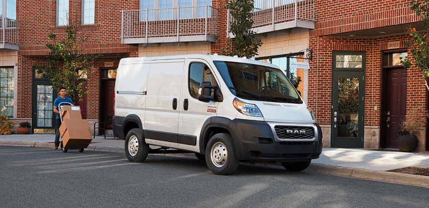 2020 RAM ProMaster Cargo Van 2500 High Roof