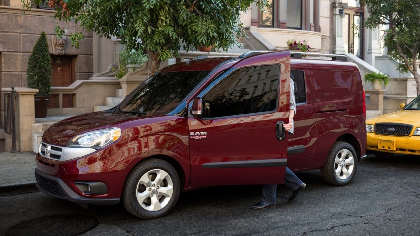 2020 RAM ProMaster City Release Date and Price