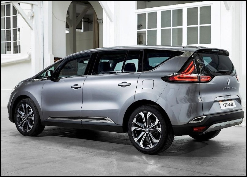 2020 Renault Espace Redesign & Changes