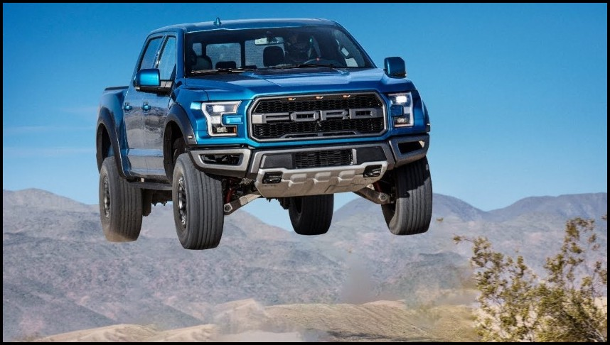 2019 Ford Raptor 7.0 Engine