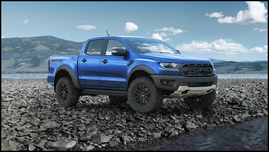 2019 Ford Raptor Hybrid Engine