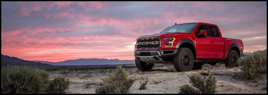 2019 Ford Raptor V8 Options