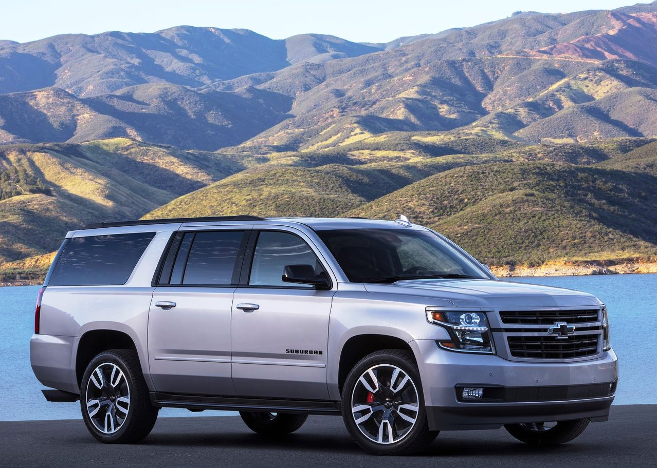 2020 Chevrolet Suburban Performance test & gas Mileage