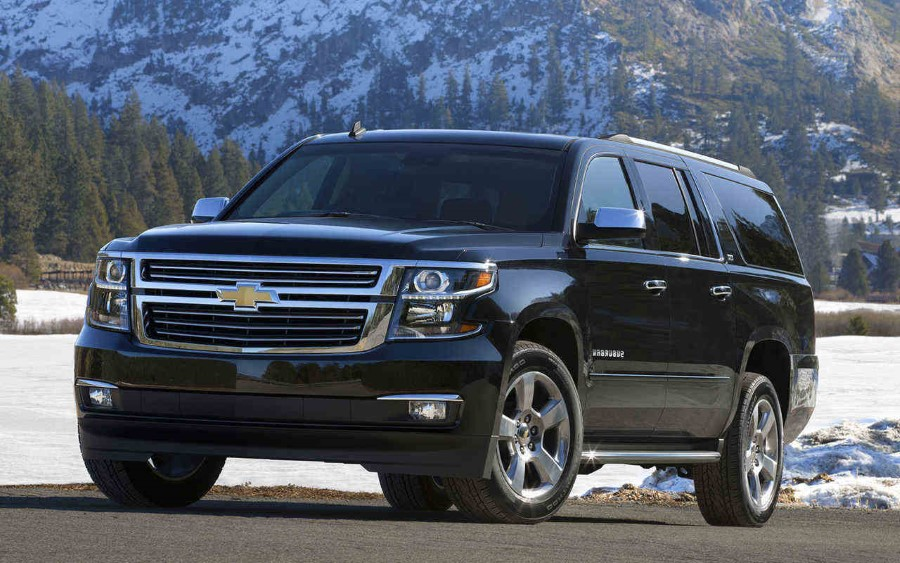 2020 Chevy Suburban Diesel Engine Trims