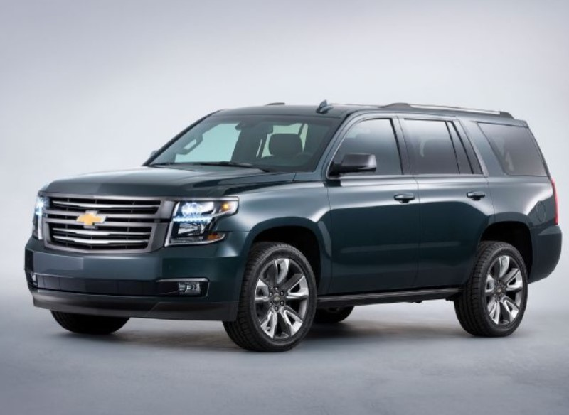 2020 Chevy Tahoe Release Date and Price