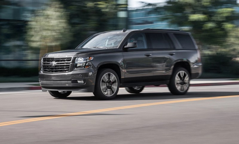 2020 Chevy Tahoe SUV Diesel Engine & Horsepower