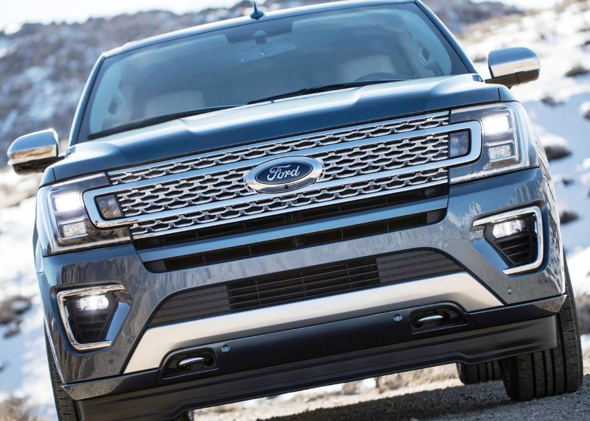 2020 Ford Expedition Diesel Redesign and Changes