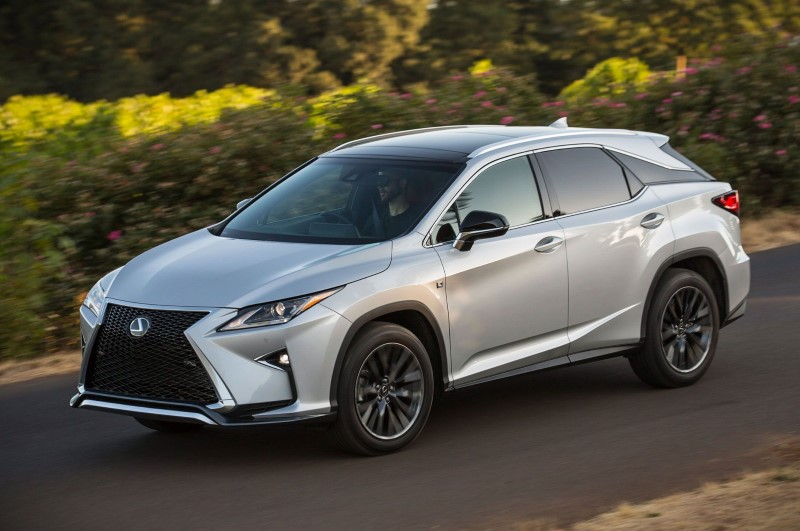 2020 Lexus RX 350 Engine Hybrid gasoline Test