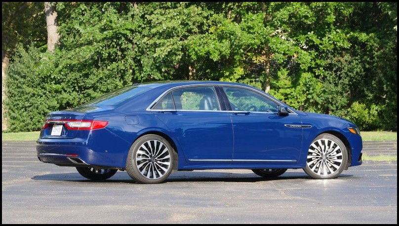 2020 Lincoln Continental 60s Redesign & Changes