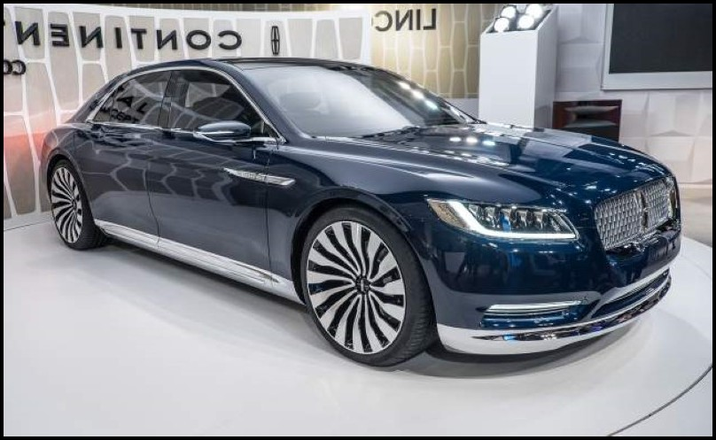 2021 Lincoln Town Car Review And Release Date - Image ...