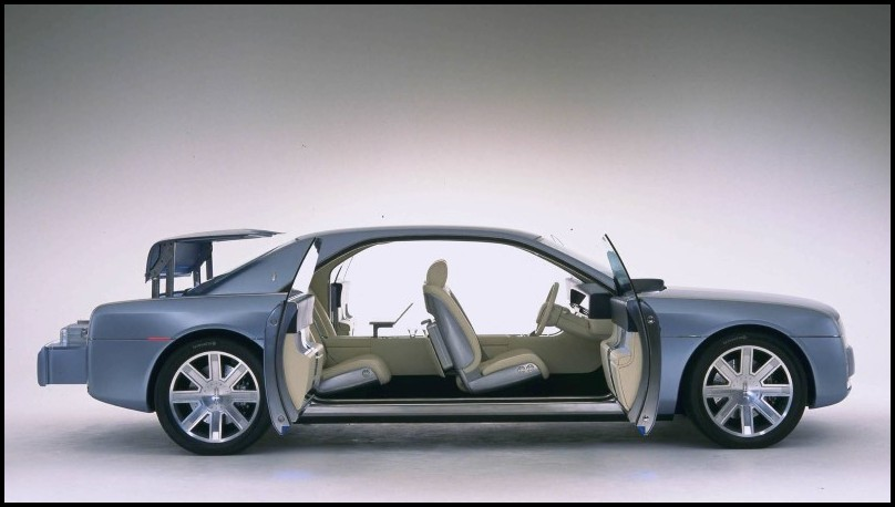 2020 Lincoln Continental Concept For Future
