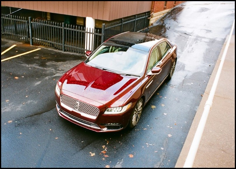 lincoln continental concept specs release date