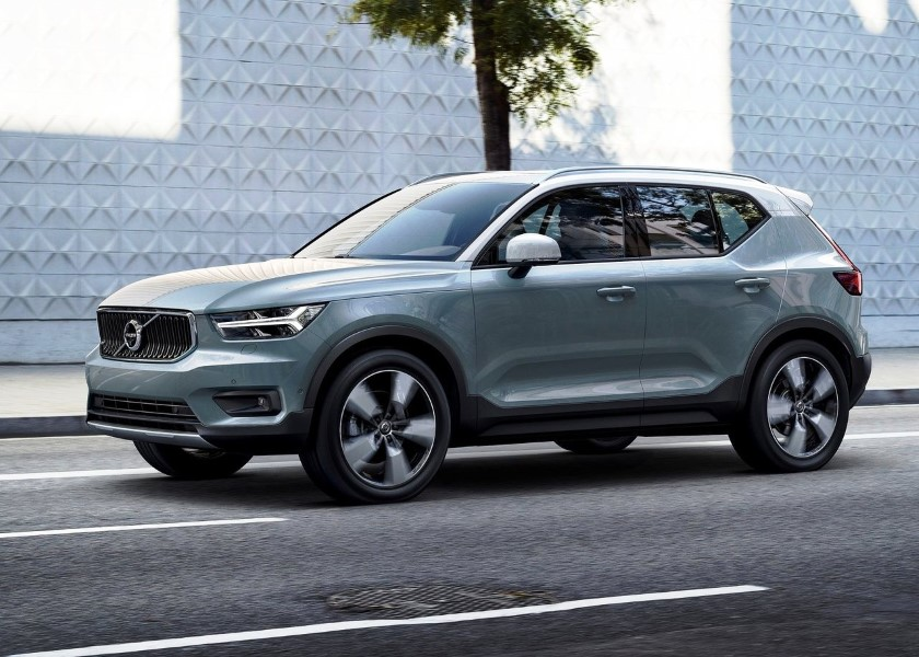 2020 Volvo XC40 0-60 Mph & RPM Report Table