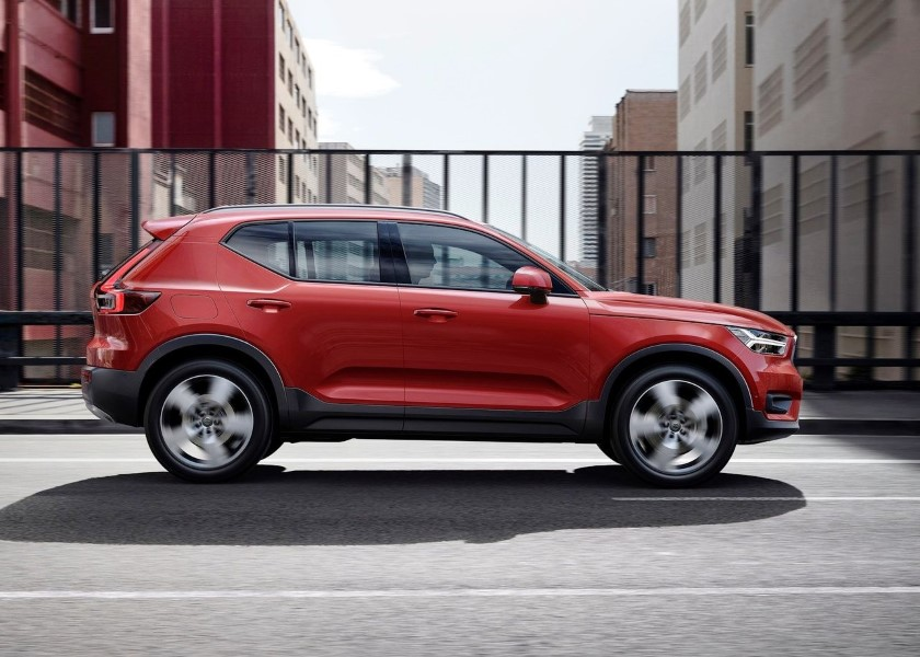 2020 Volvo XC40 Exterior Colors