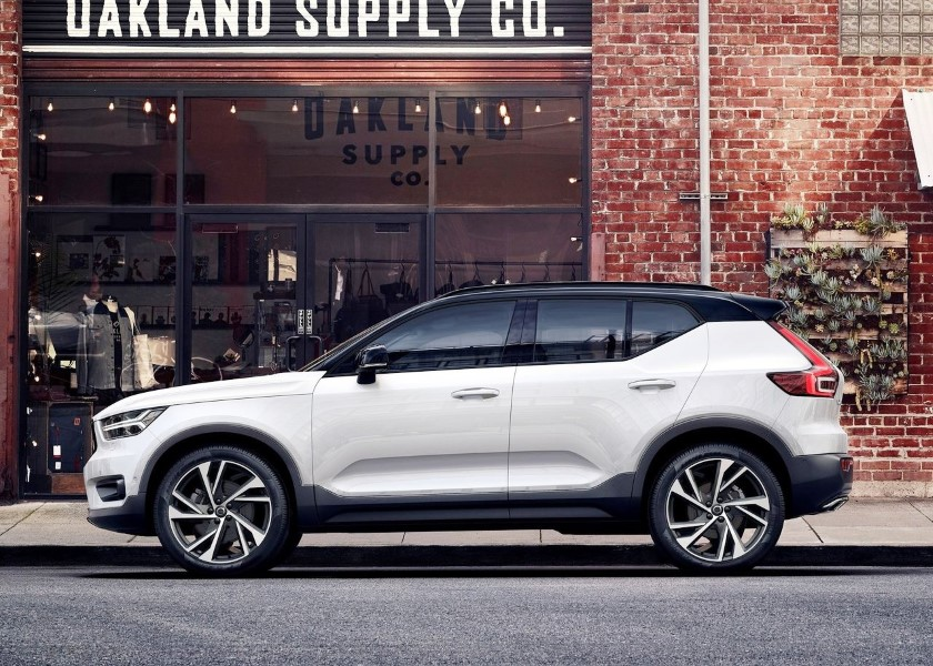 New Volvo XC40 Price in India
