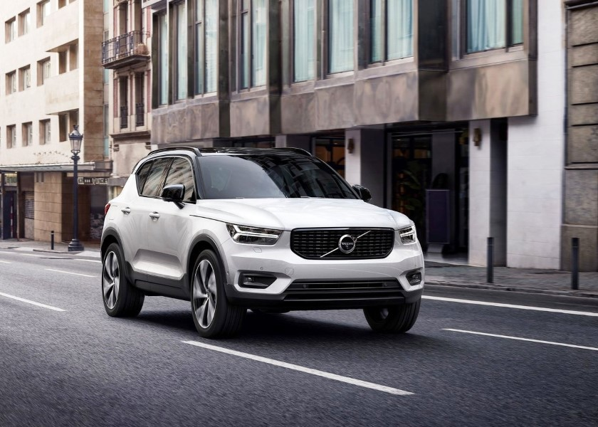 New Volvo XC40 VS XC60