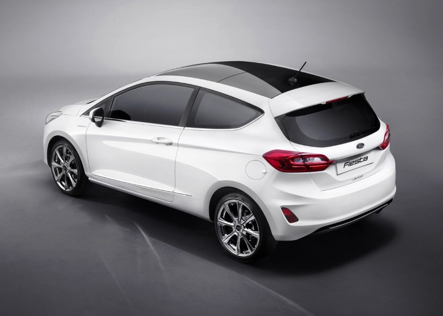 2020 Ford Fiesta Hybrid Engine