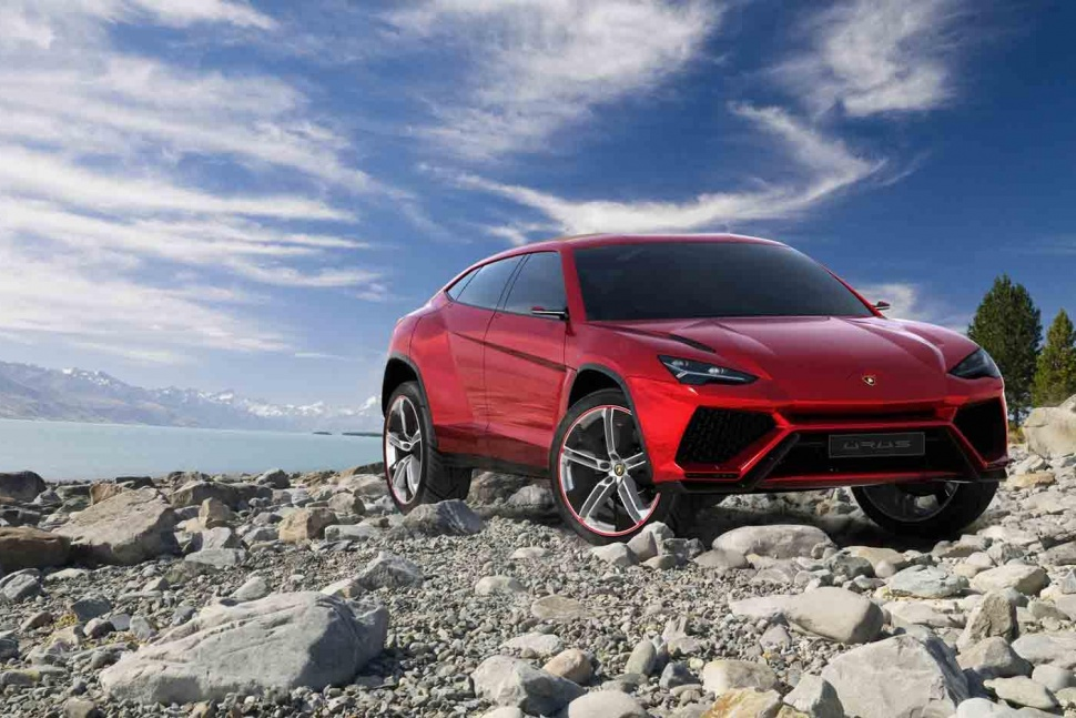 2020 Lamborghini Urus Price & Availability