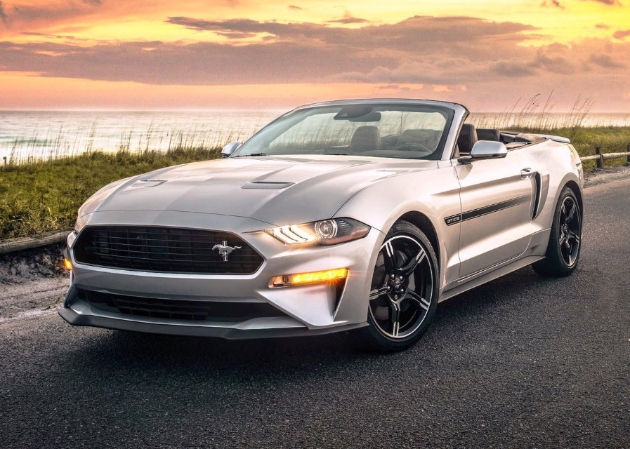 2021 Ford Mustang Cabriolet Special Editions