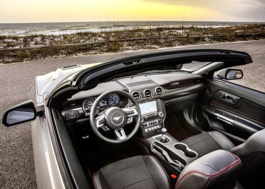 2021 Ford Mustang Convertible Price