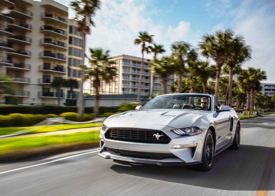 2021 Ford Mustang GT Convertible Price
