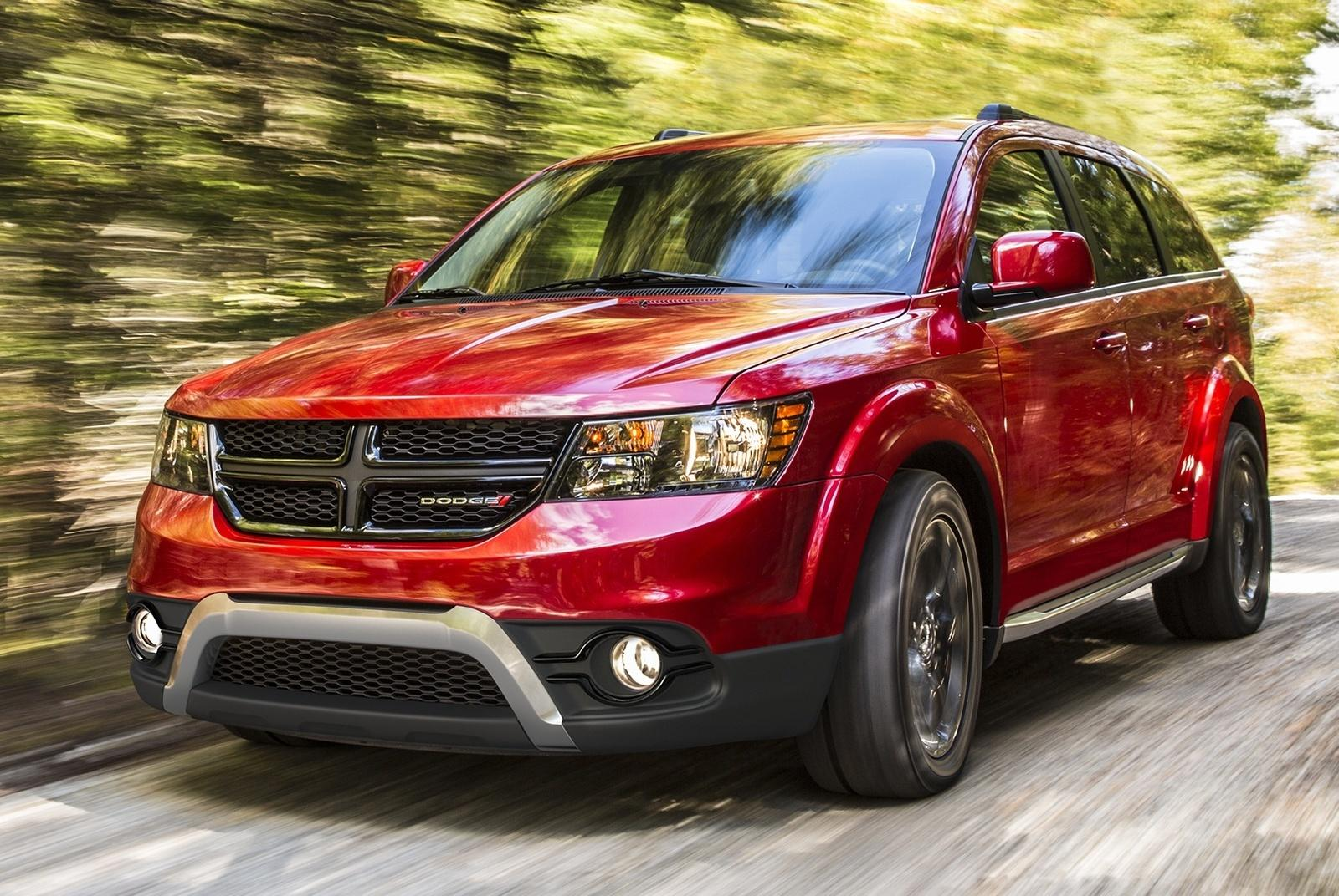 Dodge Journey 2020 Model Year Trims Model