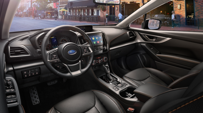 NEW Subaru Crosstrek XTi Interior Features
